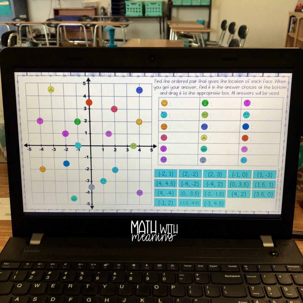 Want to incorporate digital activities into your math classroom? Here are 5 different ways to use them, plus you can get 2 digital activities for free!